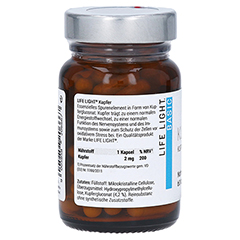KUPFER 2 mg aus Kupfergluconat Kapseln 60 Stück - Rechte Seite