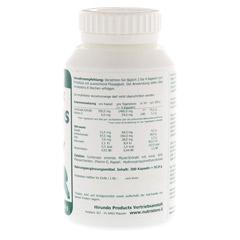 CORDYCEPS 350 mg Extrakt Kapseln 200 Stück - Rechte Seite