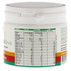 Megamax Vita Mineral Drink Orange Pulver 350 Gramm - Rechte Seite