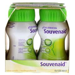 SOUVENAID Vanillegeschmack 4x125 Milliliter - Rechte Seite