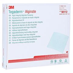 TEGADERM 3M Alginate Kompressen 10x10 cm 90112 10 Stück