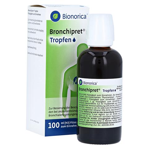 Bronchipret Tropfen 100 Milliliter N3