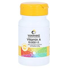 Vitamin A 10.000 I.E. Tabletten 100 Stück