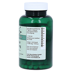 BOR 3 mg Kapseln 120 Stück - Linke Seite