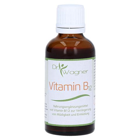 VITAMIN B12 DR.WAGNER Tropfen 50 Milliliter