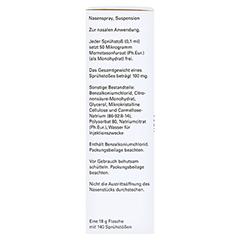 Mometason-ratiopharm Heuschnupfenspray 18 Gramm - Rechte Seite
