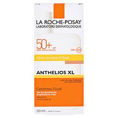 ROCHE-POSAY Anthelios XL LSF 50+ getöntes Fluid /R 50 Milliliter - Vorderseite
