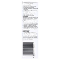 EUCERIN UreaRepair Gesichtscreme 5% + gratis Eucerin UreaRepair PLUS Handcreme 30 ml 50 Milliliter - Linke Seite