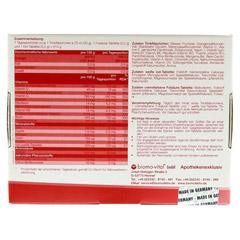 BIOMO Aktiv Immun Trinkfl.+Tab.7-Tages-Kombi 1 Packung - Rückseite