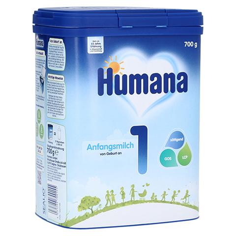 HUMANA Anfangsmilch 1 Pulver 700 Gramm