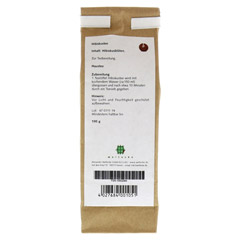HIBISKUSTEE Bio 100 Gramm - Rückseite