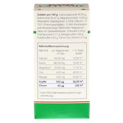 MINALKA Tabletten 150 Stück - Rückseite