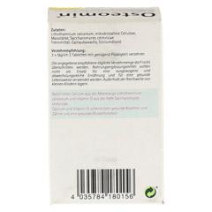 OSTEOMIN Tabletten 100 Stück - Rückseite