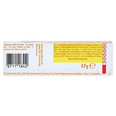 DEXTRO ENERGY Orange+Vitamin ACE Stange 1 Stück - Rückseite