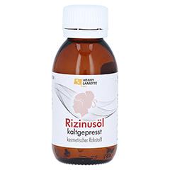 RIZINUSÖL kaltgepresst kosmetischer Rohstoff 100 Milliliter
