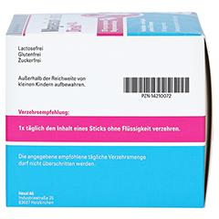MAGNESIUM SANDOZ Direkt 400 mg Sticks 48 Stück - Linke Seite