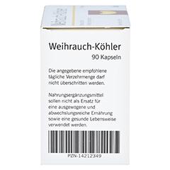 WEIHRAUCH-KÖHLER Kapseln 90 Stück - Linke Seite