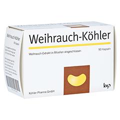 WEIHRAUCH-KÖHLER Kapseln 90 Stück