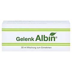 GELENK ALBIN Tropfen zum Einnehmen 50 Milliliter N1 - Vorderseite