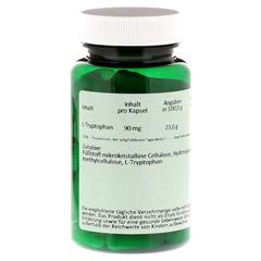 L-TRYPTOPHAN 90 mg Kapseln 60 Stück - Rückseite