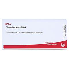 THROMBOCYTEN GL D 5 Ampullen 10x1 Milliliter N1 - Vorderseite