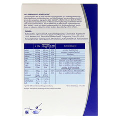 BASIC BALANCE Pur Pulver 200 Gramm - Rückseite