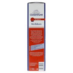 Catlenburger Clostertrunk Weißdorn 750 Milliliter - Rückseite