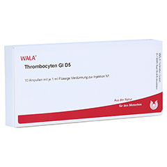THROMBOCYTEN GL D 5 Ampullen 10x1 Milliliter N1