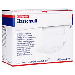 Elastomull 4mx8cm 2101 elastische Fixierbinde 20 Stück