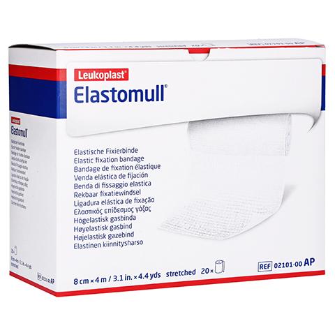 ELASTOMULL 8 cmx4 m 2101 elast.Fixierb. 20 Stück