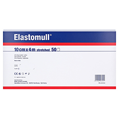 ELASTOMULL 10 cmx4 m elast.Fixierb.45253 50 Stück - Rückseite