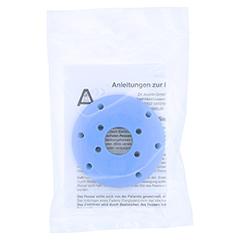 ARABIN Siebschalen Pessar Silicon 70 mm 1 Stück - Rückseite