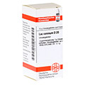 LAC CANINUM D 20 Globuli 10 Gramm N1