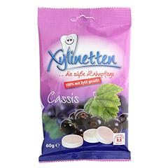 XYLINETTEN Cassis Bonbons 60 Gramm