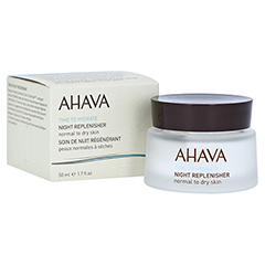Ahava Night Replenisher normale/trockene Haut 50 Milliliter