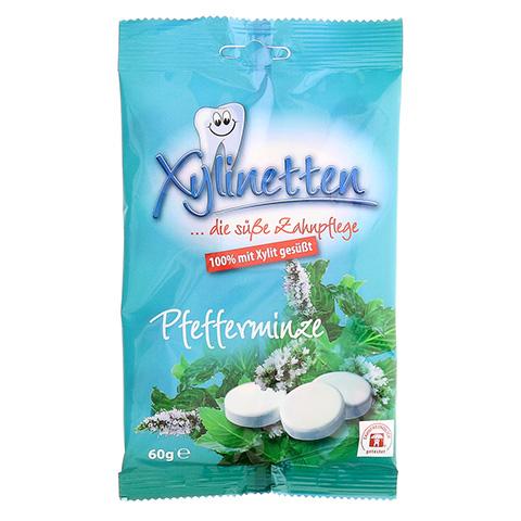 XYLINETTEN Pfefferminze Bonbons 60 Gramm