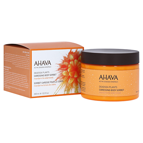 Ahava Caressing Body Sorbet 235 Gramm