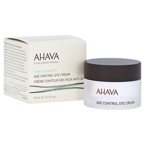 Ahava Age Control Eye Cream 15 Milliliter