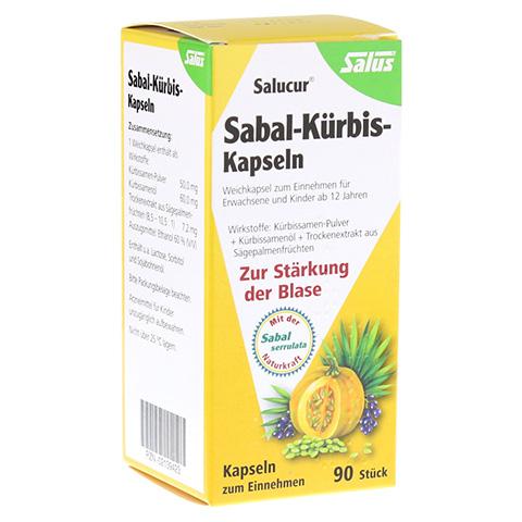 SABAL KÜRBIS Kapseln Salucur Salus 90 Stück