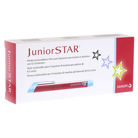 JUNIORSTAR Injektionsgerät rot 1 Stück