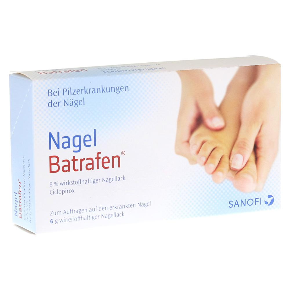 Auf Nimmwiedersehen - Nagel Batrafen 6 Gramm Erfahrung - Medpex Versandapotheke