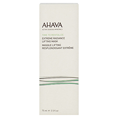 Ahava Extreme Radiance Lifting Mask 75 Milliliter - Vorderseite