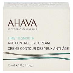 Ahava Age Control Eye Cream 15 Milliliter - Vorderseite