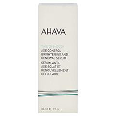 Ahava Age Control Brightening & Renewal Serum 30 Milliliter - Vorderseite