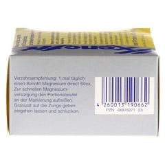 XENOFIT Magnesium direct Stixx Granulat 30x1.66 Gramm - Oberseite