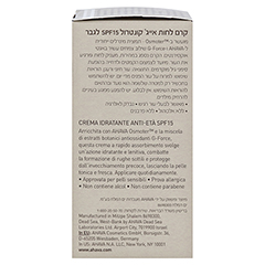 Ahava Men Age Control Moisturizing Cream SPF 15 50 Milliliter - Linke Seite