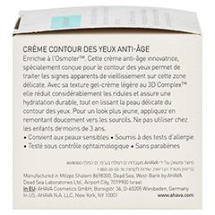 Ahava Age Control Eye Cream 15 Milliliter - Linke Seite