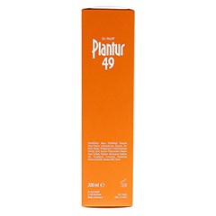 PLANTUR 49 pH4 Körper-Lotion 200 Milliliter - Linke Seite