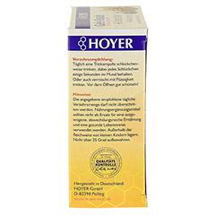 HOYER Gelee Royale+Blütenpollen+Weizenk.Trinkamp. 10x10 Milliliter - Linke Seite