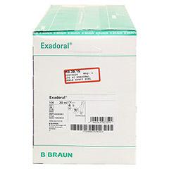 EXADORAL B.Braun orale Spritze 20 ml 100 Stück - Linke Seite